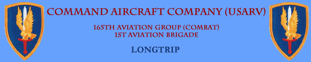 Command Aircraft Company 'Longtrip' unit banner